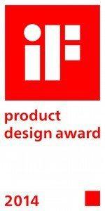 ausgezeichnet bei den iF design awards 2014