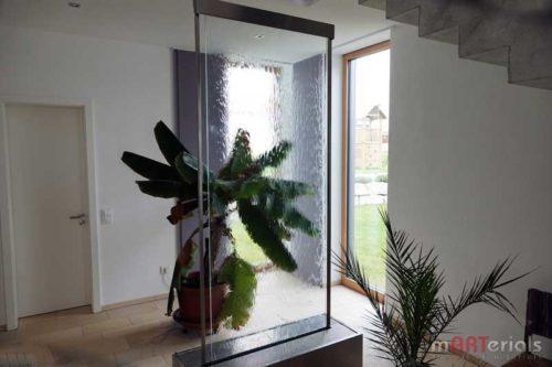 "Glas Wasserwand ""Aqualon Cristallo Libero"""